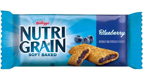 Kellogg's® Nutri-Grain® Bar Blueberry