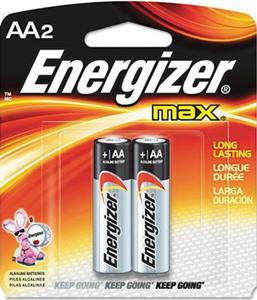 Energizer MAX® AA Batteries