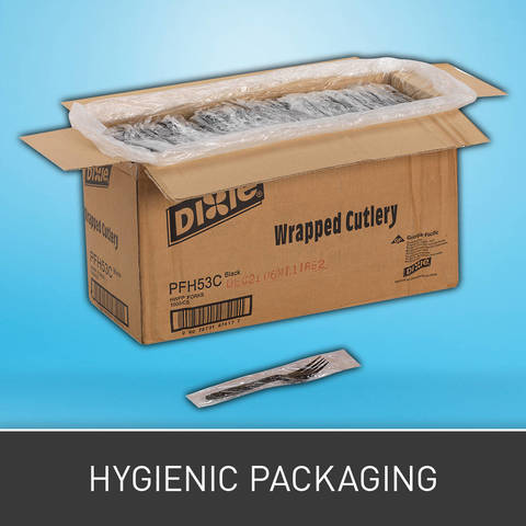Individually wrapped to help protect against contamination.