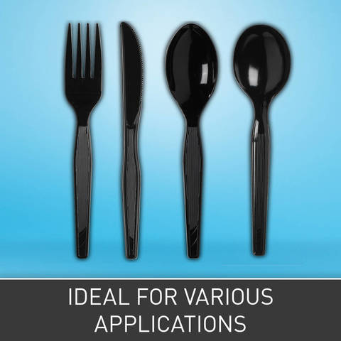 Perfect for casual dining — can be used with a wide variety of menu items.