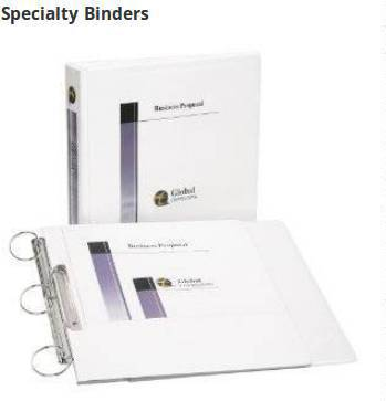 Front cover and papers fold back flat to give you compact, rigid surface for note taking.