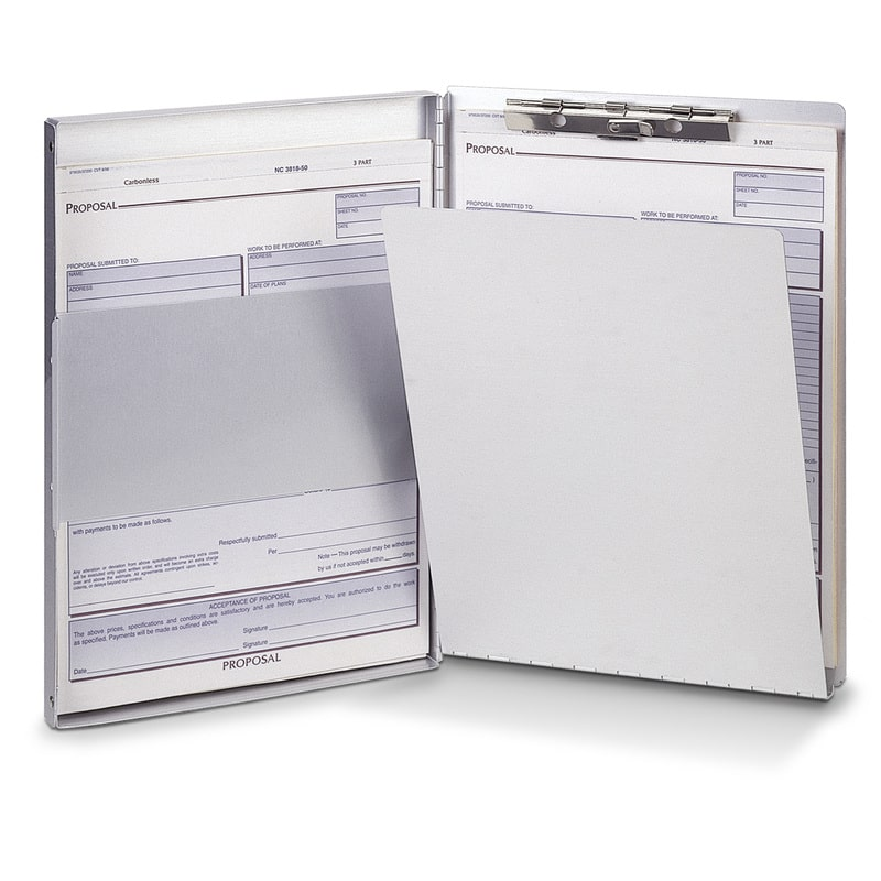 Business Source Form Holder Storage Clipboard