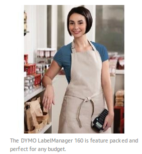 DYMO LabelManager 160 Hand-Held Label Maker