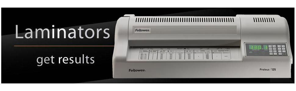 Fellowes Proteus™ 125 Laminator - 12 50
