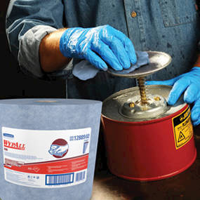 Superior Solvent Wiping & Application
