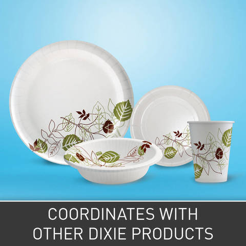 Designed to seamlessly coordinate with Dixie Pathways - plates, bowls, cartons and trays.