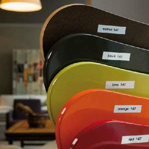 <b> Flexible Nylon Labels    </b></br>   DYMO D1 and IND flexible Nylon labels are perfect for curved or heavily textured surfaces. They are also ideal for flag-marking cables. Their permanent adhesive means they stay stuck once applied.