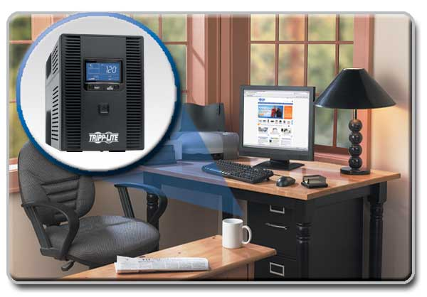 Ideal Protection for Workstations, Desktops and Home Theaters