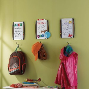 <b> Chore Board </b></br> Using a whiteboard and Expo markers to make a family chore board is the simple solution to getting everyone to pitch in without pitching a fit. You can let go of round-the-clock reminders, as 'I forgot' is no longer a valid excuse.