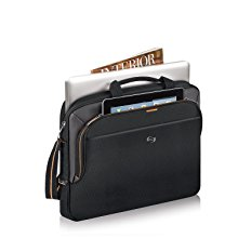 <b>  Laptop Protection     </b></br>    The Solo Urban 15.6 inches Slim Brief comes with all the necessary storage to ensure nothing ever gets left behind. Had dedicated padded sleeves for both laptops up to 15.6 inches and tablets, a front pocket with velcro enclosure, and an interior organizer for pens and other supplies.