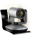<center><b>Multiple Mounting Options</b></center><br></br>Set up the conference room the way you want with up to a 32-foot range between camera and speaker: use the camera on the table or mount it on the wall with included hardware. The bottom of the camera is designed with a standard tripod thread for even more options.