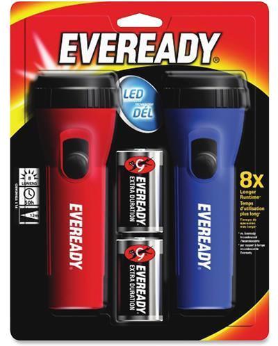 Eveready Battery L152S LED Economy Flashlight