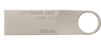 Kingston Digital 64 GB DataTraveler SE9 G2 USB 3.0 Flash Drive