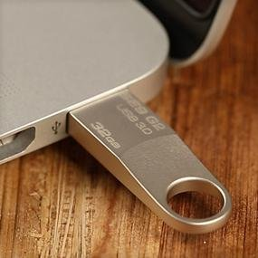 Lightweight, stylish USB 3.0 drive