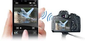 Remote Shooting & Wireless Printing
