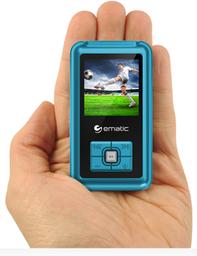 <br></br>8GB MP3 & Video Player
