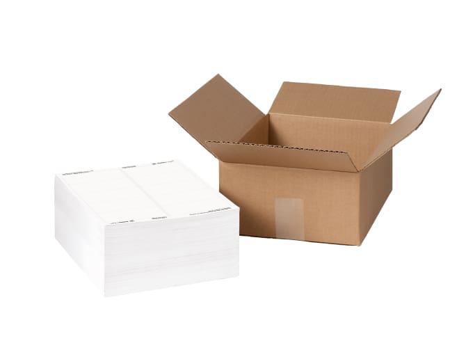 Avery® Shipping Labels, TrueBlock® Technology, Permanent Adhesive, 2
