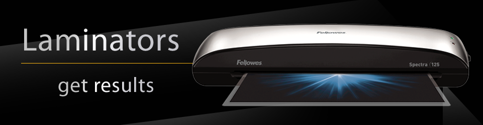 NEW Fellowes 5739701 Spectra 125 Laminator Hot FEL5739701