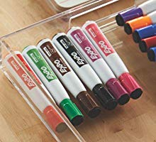 <b> Bold Color, Low Odor </b></br> Vibrant range of colors make for striking impressions while the low-odor formula is ideal for classrooms, offices and homes.