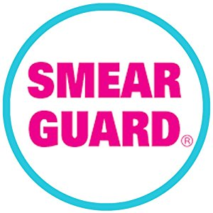 <b> Smear Guard Ink </b></br> Exclusive Smear Guard ink technology is formulated to resist smearing (let ink dry before highlighting).