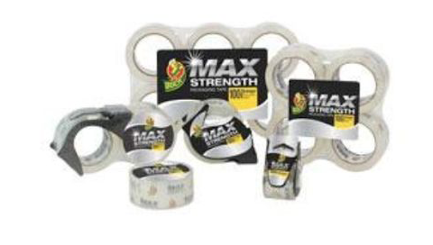 Duck Max Strength Packaging Tape