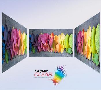 SuperClear® MVA Panel Technology