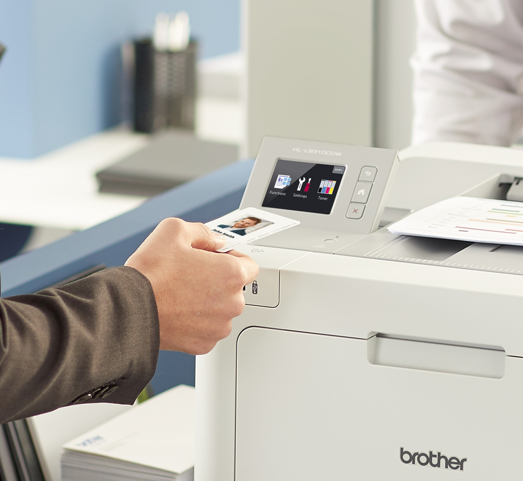 Brother Printers and All-In-Ones from The Wilson Group