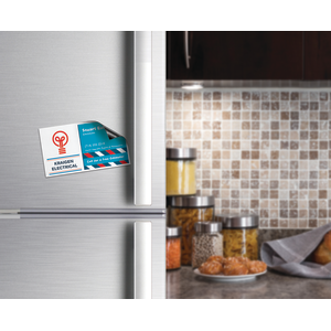 Design and Print Your Own Magnetic Business Cards