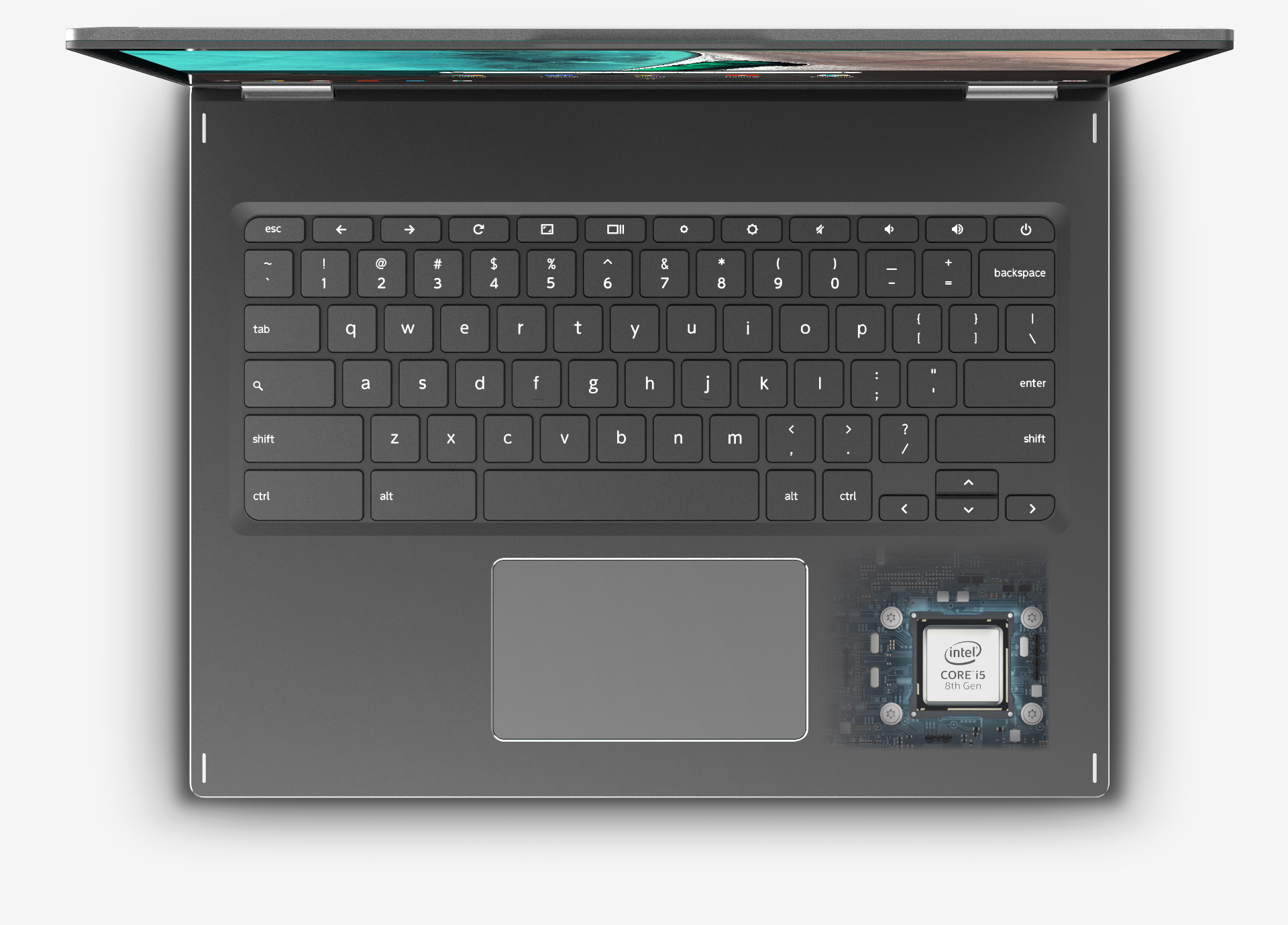 Acer Chromebook Spin 13 - Hidden Power - Large