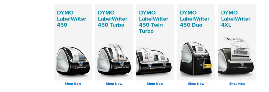 Dymo LabelWriter 2-1/8