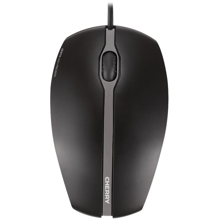 </br></br>JM-0300 GENTIX Corded Optical Illuminated Mouse