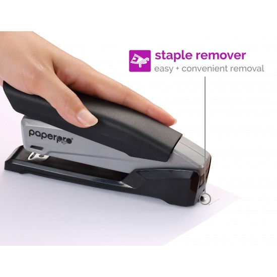 Built-in Staple Remover