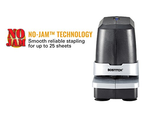 <p><b>No-Jam™ Technology</b></p><p></br>Smooth operation without any staple jam hiccups - enjoy continuous use and effortless performance, quickly and reliably.</p>