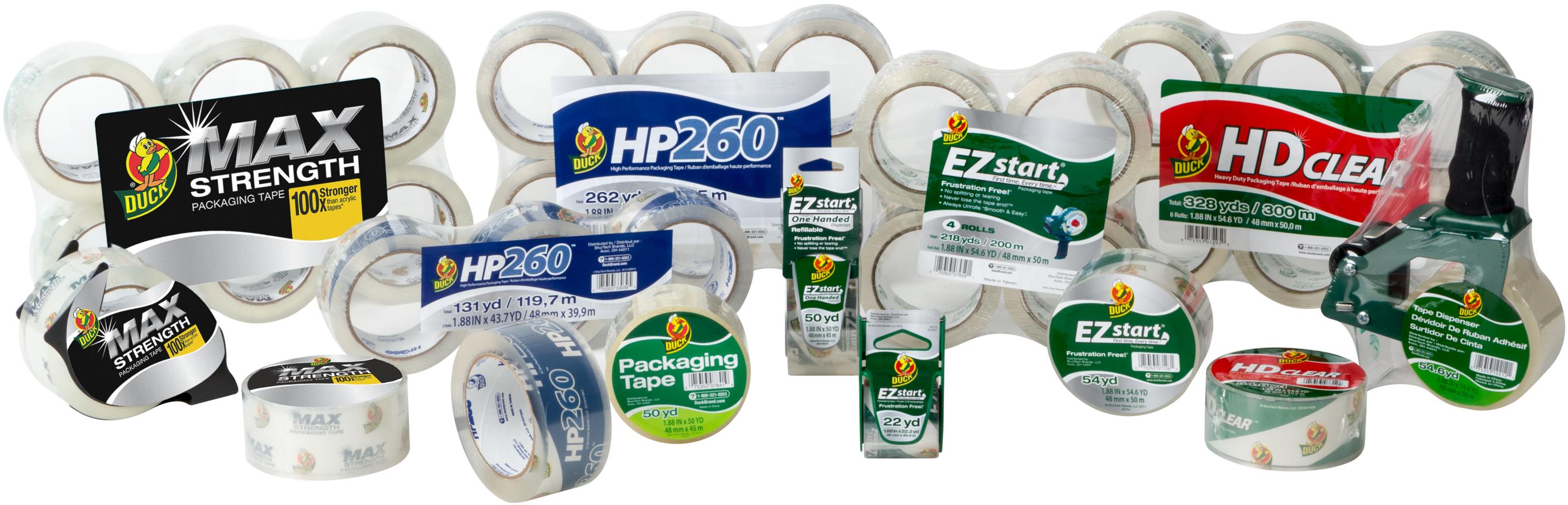 DUCK Brand Packaging Tape