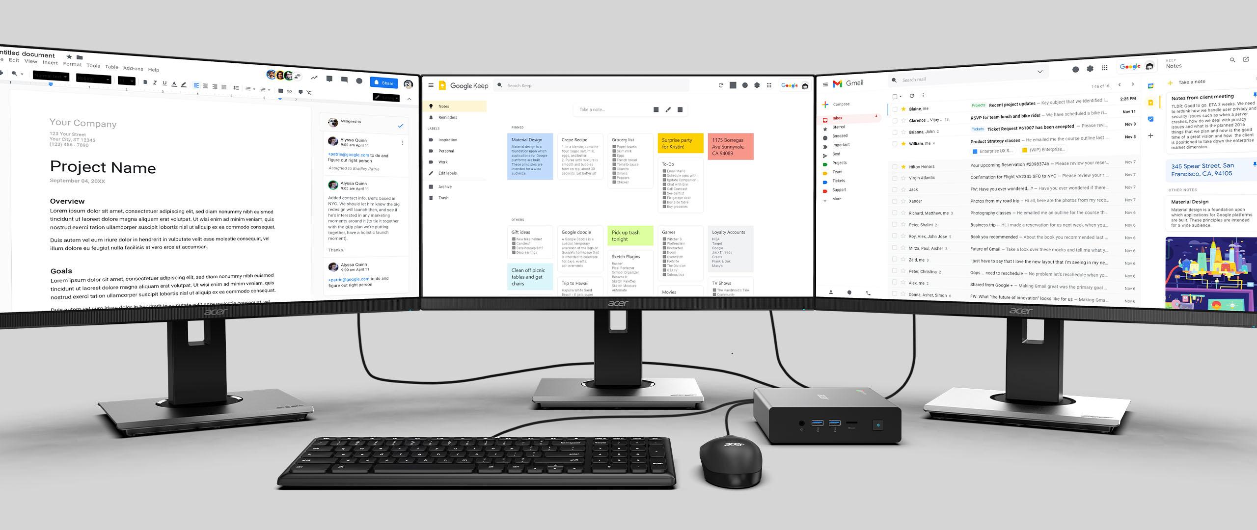 La Chromebox CXI4 d'Acer est en vente chez Gowizyou