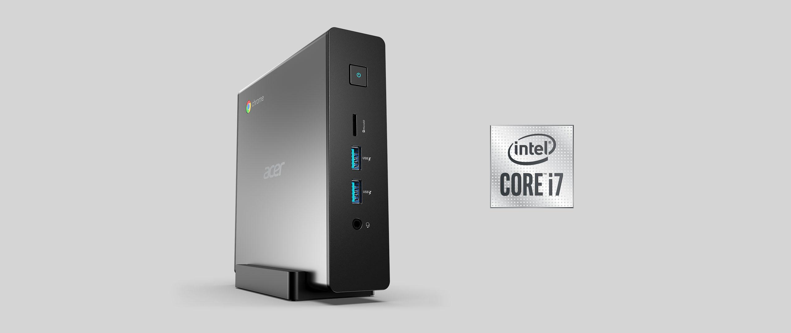 La Chromebox CXI4 d'Acer