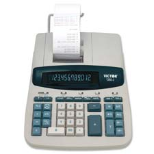 JVC Commercial Ribbon Printing Calculator