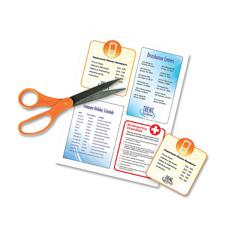 """Magnet Sheets, Printable, Inkjet, 8-1/2""""x11"""", 5/BX, Matte WE"""