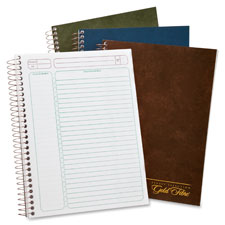 """Wirebound Project Planner,84 Sheets,9-1/2""""x7-1/4"""",AST"""