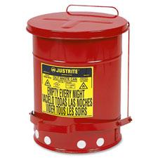 """Oily Wastecan, Lead-free, 6 Gallon Capacity, 11-7/8""""x15-7/8"""""""