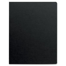 """Binder Cover, Oversize, Unpunched, 25/PK, Opaque"""