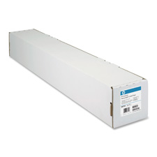 """Coated Paper, 26lb., 36""""x300', Bright White"""