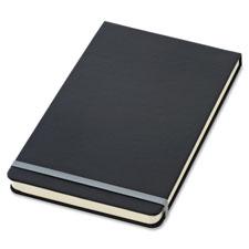 """Wide-Rule Journal,240 Shts,5-1/4""""x8-1/4"""",CM Paper/BK Cover"""