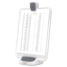 """Document/Copy Holder Lift, 9-1/2""""x14"""", White"""