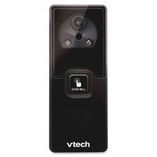 """Accessory Audio/Video Camera, Adj. Angle, 3-1/2""""Wx8""""H, BK"""
