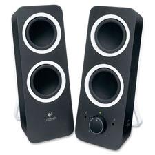 """""""Multimedia Speakers, 10Watts, Black"""""""