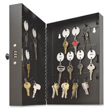 """Steemaster Securit Cabinet, 28-Key, Black"""