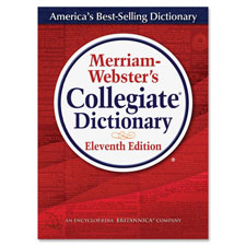 """MW Collegiate Dictionary, 11th Edition, AST"""