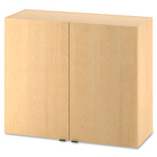 """""""Single Wall Cabinet, 36""""""""x14""""""""x30"""""""", Natural Maple"""""""