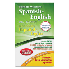 """Merriam-Webster's Spanish/English Dictionary, Ast"""
